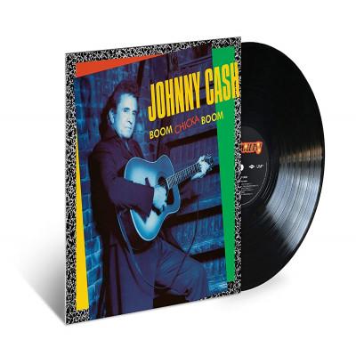 Johnny Cash - Vinyl BOOM CHICKA BOOM