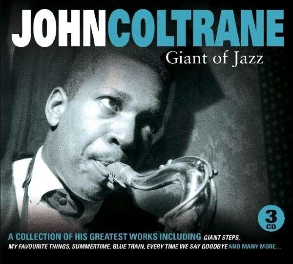 CD COLTRANE, JOHN - GIANT OF JAZZ