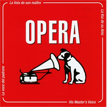 CD VARIOUS ARTISTS - NIPPER SERIES: OPERA
