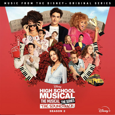 Soundtrack - CD HIGH SCHOOL MUSICAL: THE