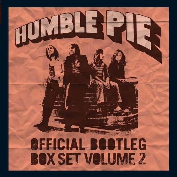 CD HUMBLE PIE - OFFICIAL BOOTLEG BOX SET VOL.2