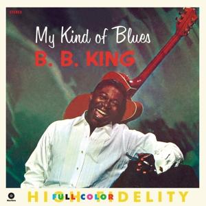 Vinyl KING, B.B. - MY KIND OF BLUES