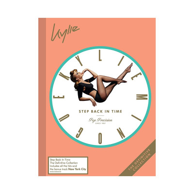 Kylie Minogue - CD Step Back in Time: The Definitive Collection (Deluxe Edition)