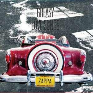 Frank Zappa - CD GREASY LOVE SONGS