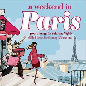 CD V/A - A WEEKEND IN PARIS -26TR-