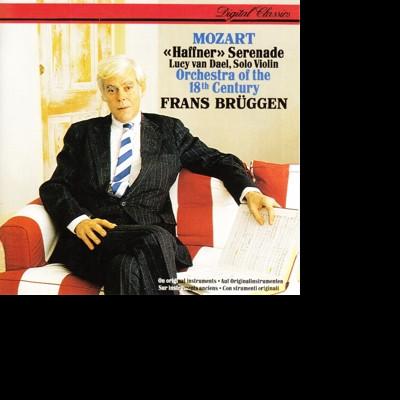 CD MOZART, W.A. - HAFFNER SERENADE