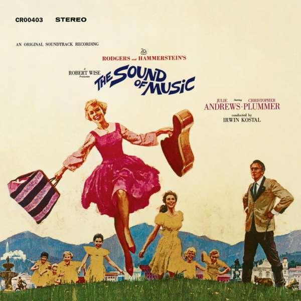 Soundtrack - Vinyl THE SOUND OF MUSIC