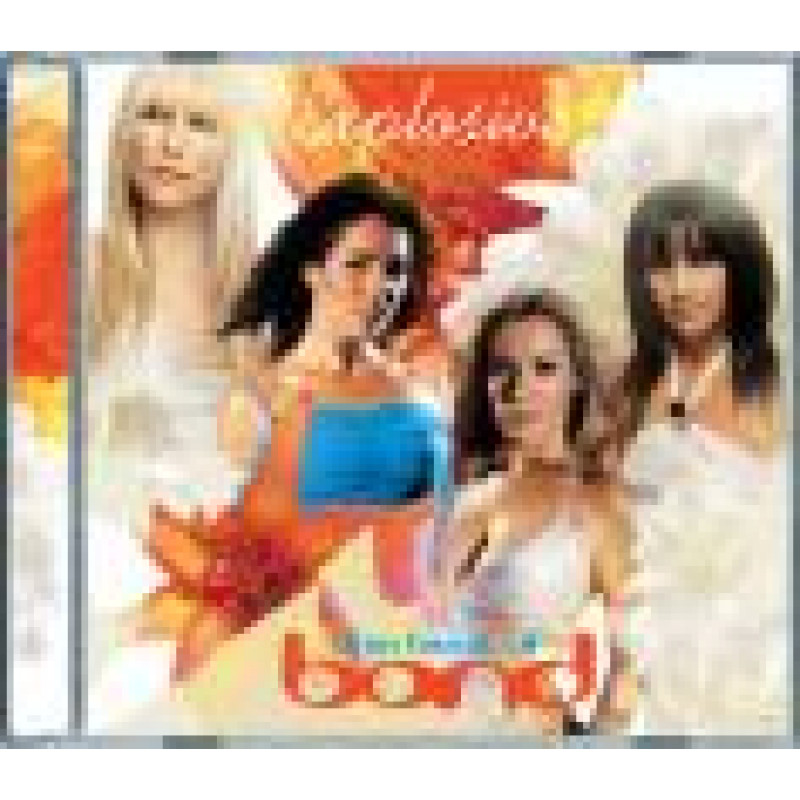 CD BOND - EXPLOSIVE:THE BEST OF BOND