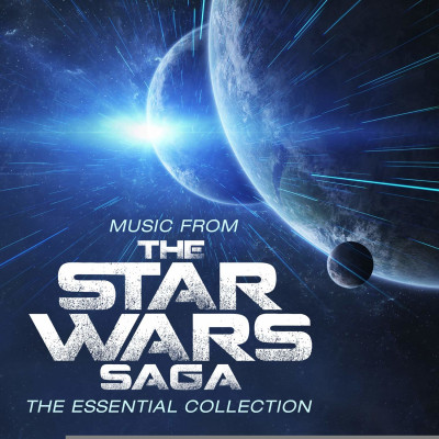 OST - CD Music From the Star Wars Saga-the Essential Collection