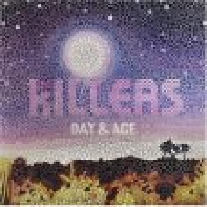 The Killers - CD DAY & AGE