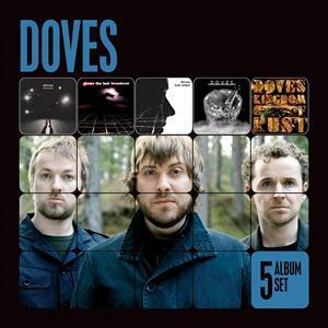 Doves - CD 5 ALBUM SET