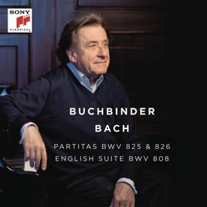 CD BACH, J.S. - Bach: Partitas, BWV 825 & 826