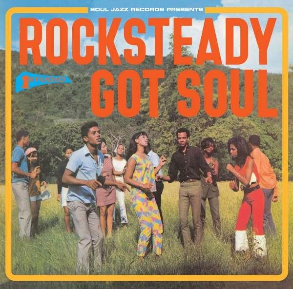 CD V/A - ROCKSTEADY GOT SOUL