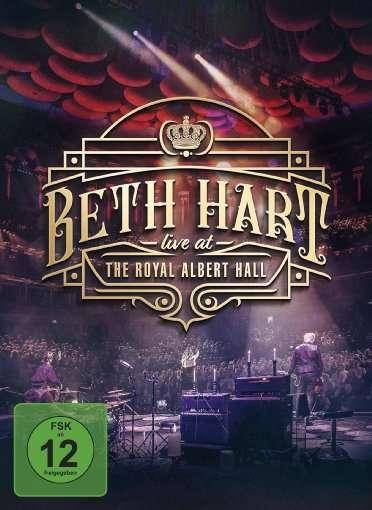 DVD HART, BETH - LIVE AT THE ROYAL ALBERT HALL