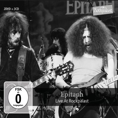 CD EPITAPH - LIVE AT ROCKPALAST