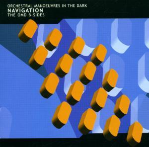 CD O.M.D. - NAVIGATIONTHE OMD B SIDES