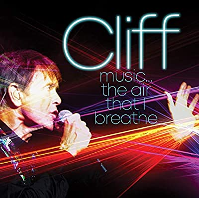 CD RICHARD, CLIFF - MUSIC... THE AIR THAT I BREATH