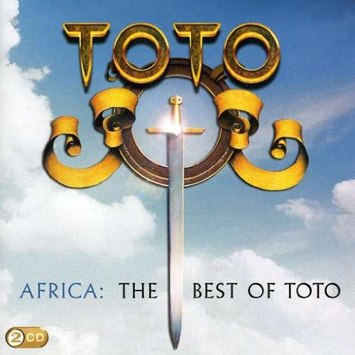 CD Toto - Africa: the Best of Toto