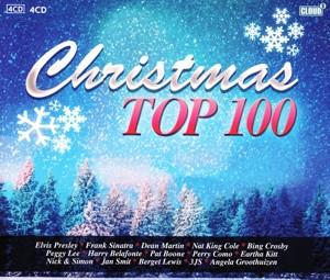 CD V/A - CHRISTMAS TOP 100