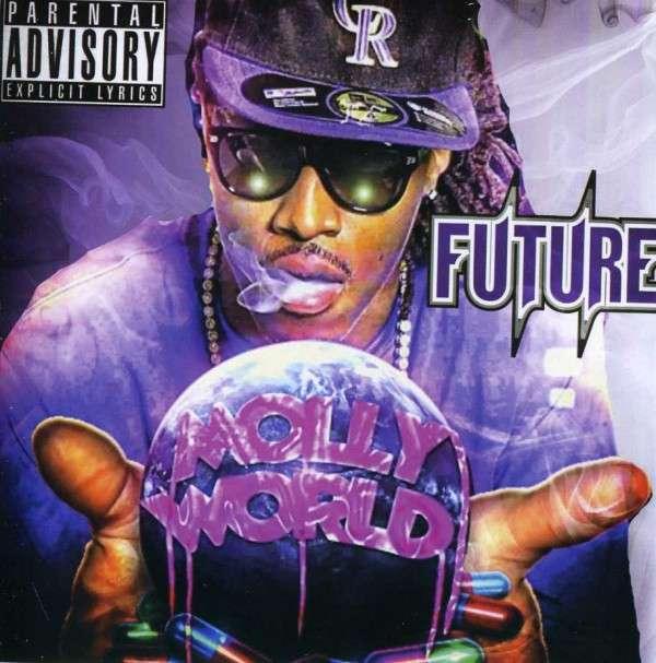 Future - CD MOLLY WORLD