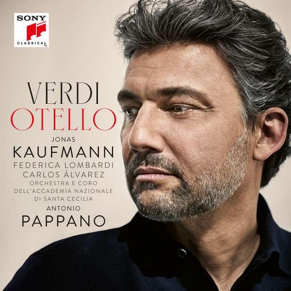 CD KAUFMANN, JONAS - Verdi: Otello