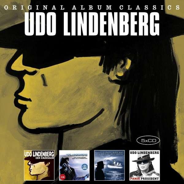 CD LINDENBERG, UDO - Original Album Classics