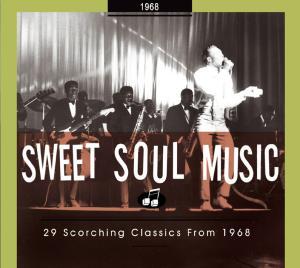 CD V/A - SWEET SOUL MUSIC 1968