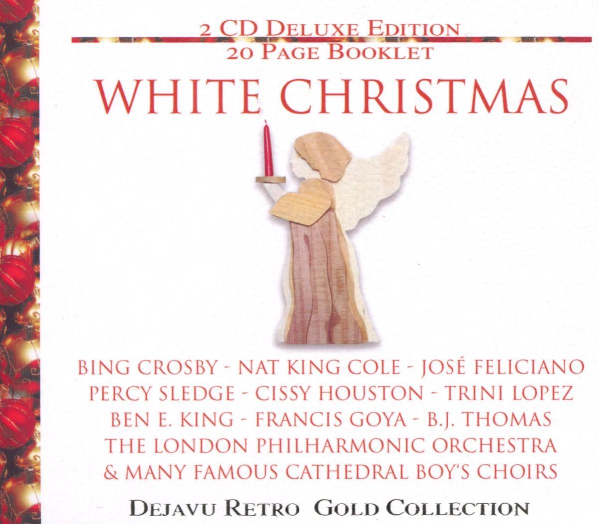 CD V/A - WHITE CHRISTMAS