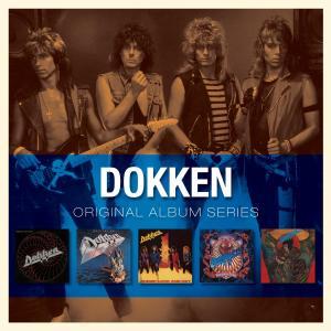 CD DOKKEN - ORIGINAL ALBUM SERIES