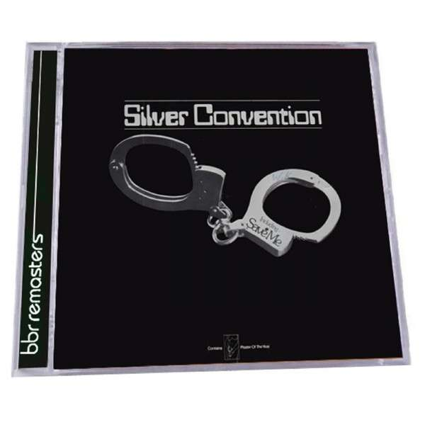 CD SILVER CONVENTION - SAVE ME