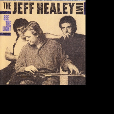 CD HEALEY, JEFF -BAND- - SEE THE LIGHT