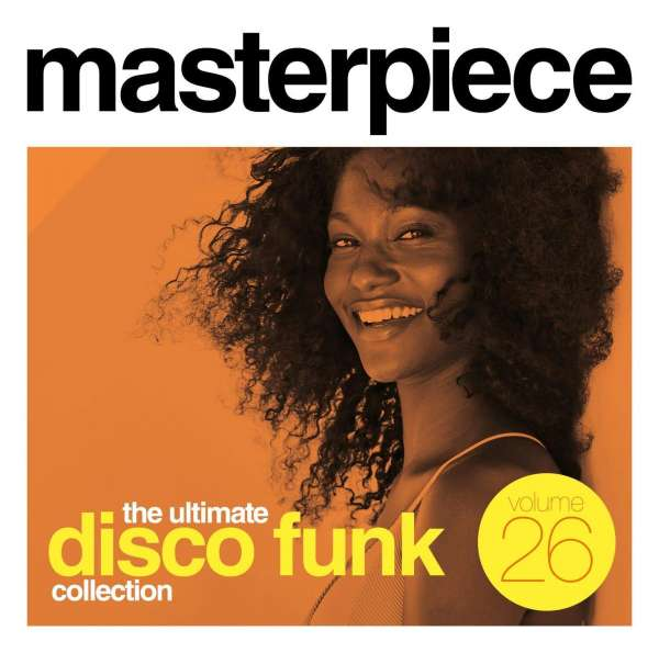 CD V/A - MASTERPIECE THE ULTIMATE DISCO FUNK COLLECTION VOL.26
