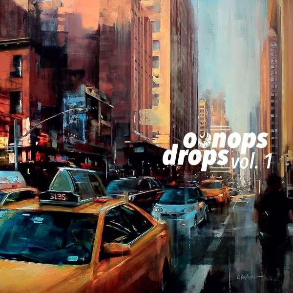 CD V/A - OONOPS DROPS VOL. 1