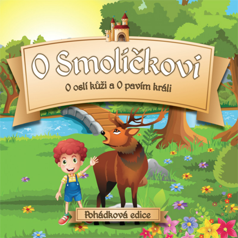 CD RUZNI/POHADKY - O SMOLICKOVI