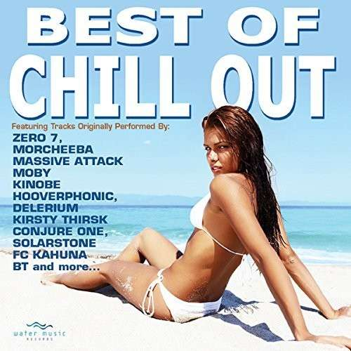 CD V/A - BEST OF CHILL OUT