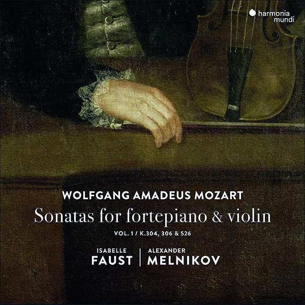 CD MOZART, W.A. - SONATAS FOR FORTEPIANO & VIOLIN VOL.1