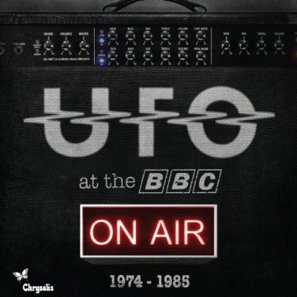CD UFO - AT THE BBC (5CD+DVD) - LIMITED