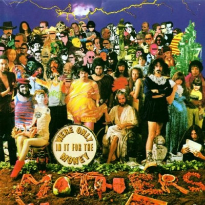 Frank Zappa - Vinyl WE'RE ONLY IN IT FOR THE