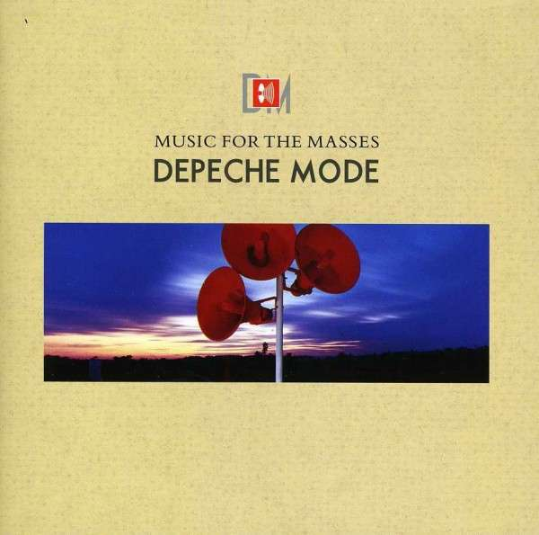 Depeche Mode - CD Music For the Masses