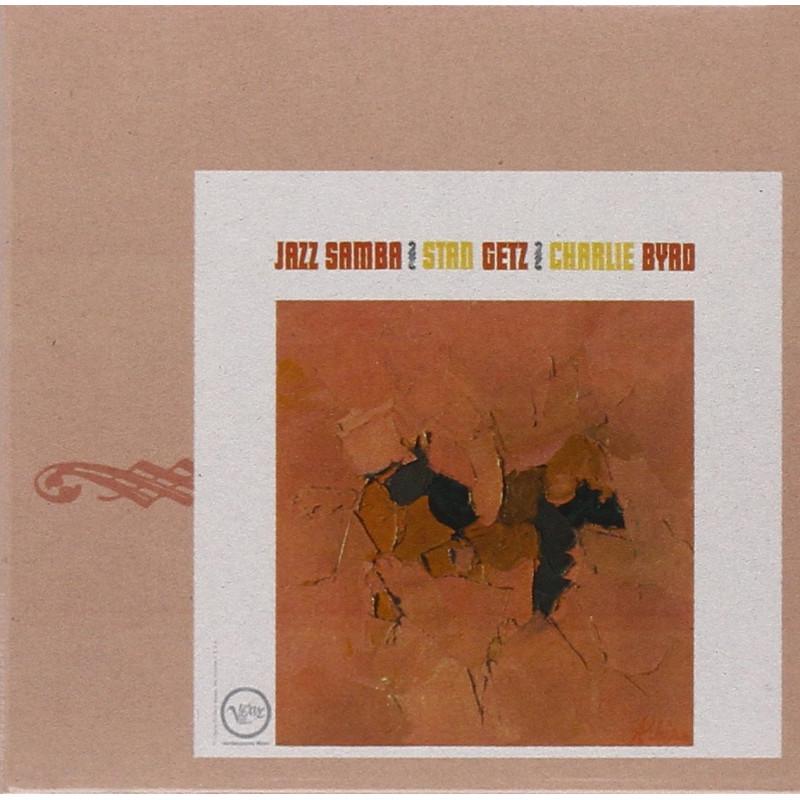 Vinyl STAN GETZ/CHARLIE BYRD - JAZZ SAMBA