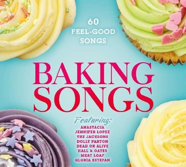 CD V/A - BAKING SONGS
