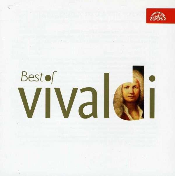 CD VIVALDI ANTONIO BEST OF VIVALDI