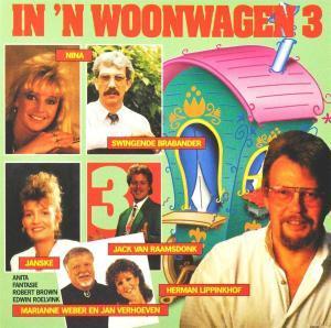 CD V/A - IN 'N WOONWAGEN 3