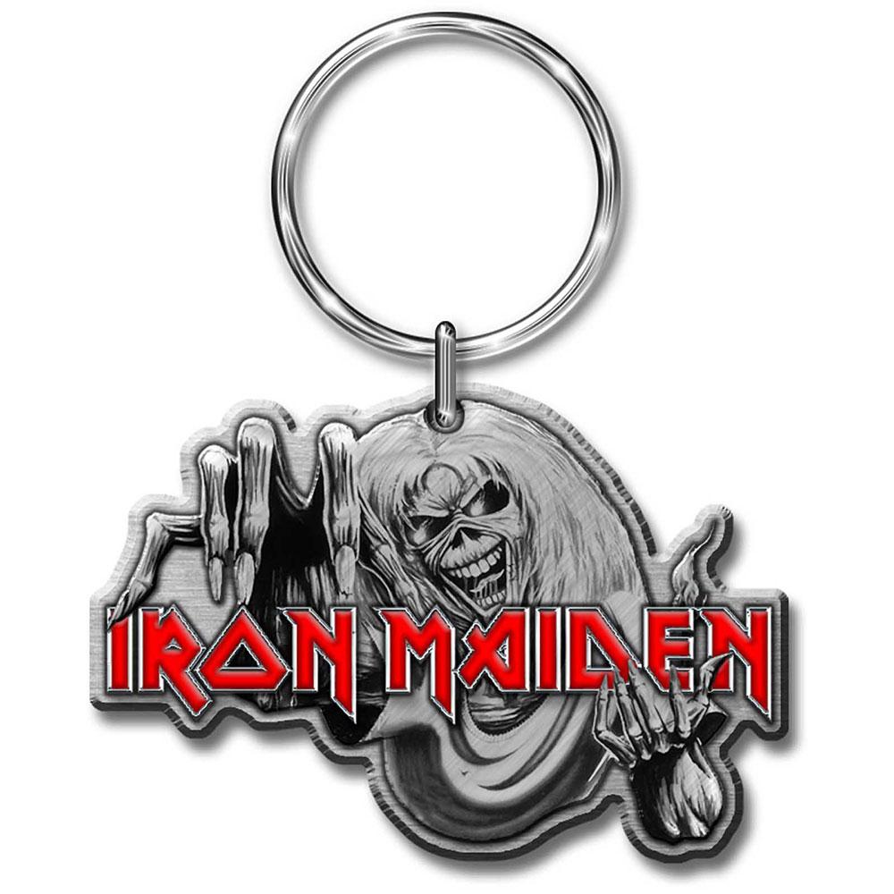 Iron Maiden - Kľúčenka The Number Of The Beast