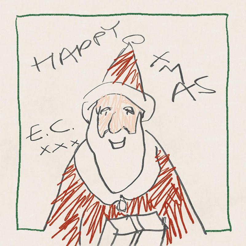 Eric Clapton - CD HAPPY XMAS/DELUXE