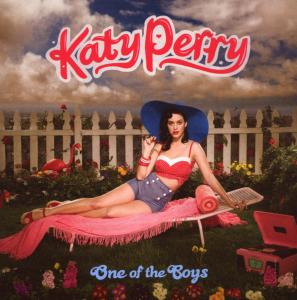 Katy Perry - CD PERRY KATY - ONE OF THE BOYS