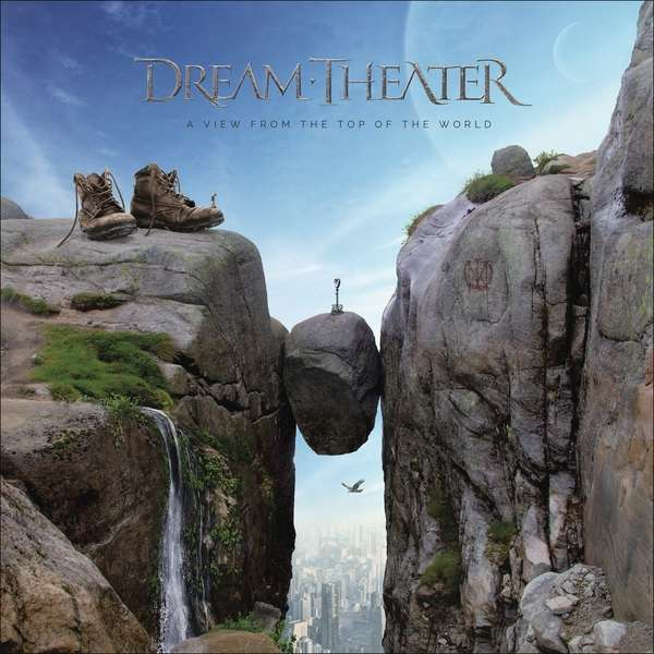 Dream Theater - CD A View From The Top Of The World (2CD + BLRY)