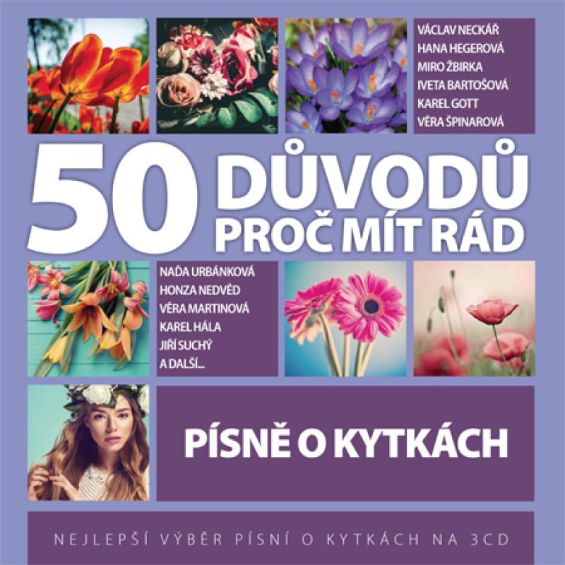 CD RUZNI/POP NATIONAL - 50 DPMR PISNE O KYTKACH