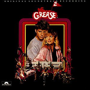 Soundtrack - CD POMADA / GREASE 2
