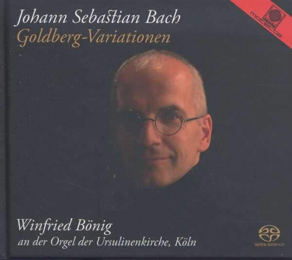 CD BACH, J.S. - GOLDBERG VARIATIONEN BWV988